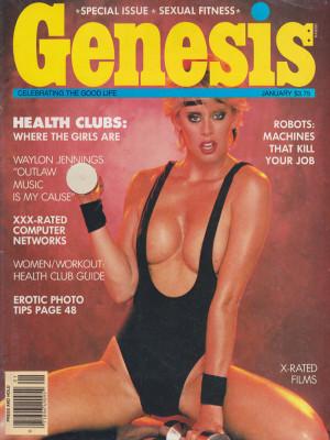 Genesis - January 1984