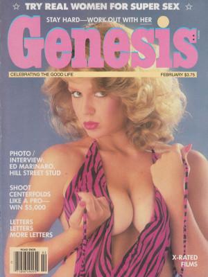 Genesis - February 1984