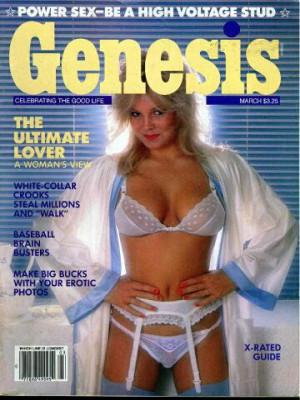 Genesis - March 1984