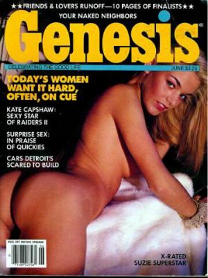Genesis - June 1984