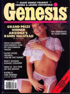 Genesis - August 1984