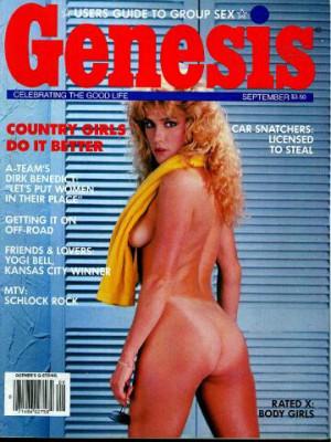 Genesis - September 1984