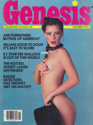Genesis - November 1984