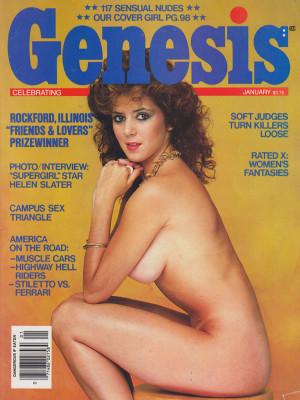 Genesis - January 1985