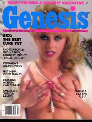 Genesis - February 1985