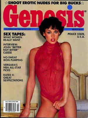 Genesis - March 1985