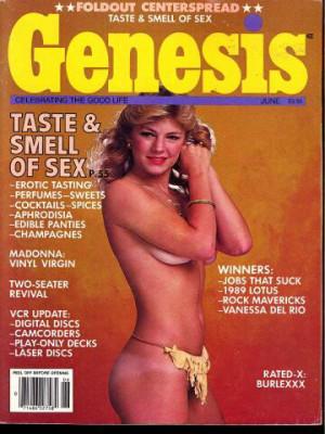 Genesis - June 1985
