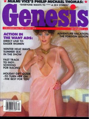 Genesis - December 1985