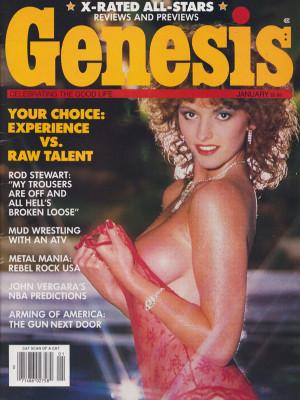 Genesis - January 1986