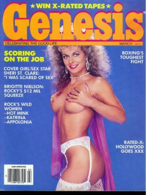 Genesis - March 1986