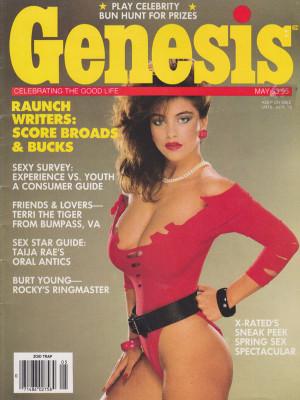 Genesis - May 1986