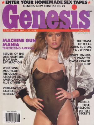 Genesis - June 1986
