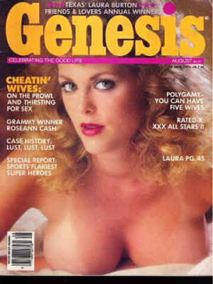 Genesis - August 1986