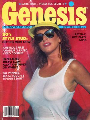 Genesis - September 1986
