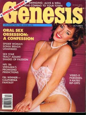 Genesis - October 1986