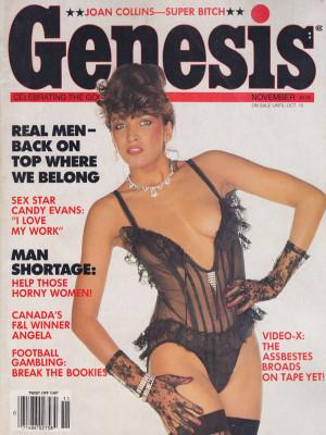 Genesis - November 1986
