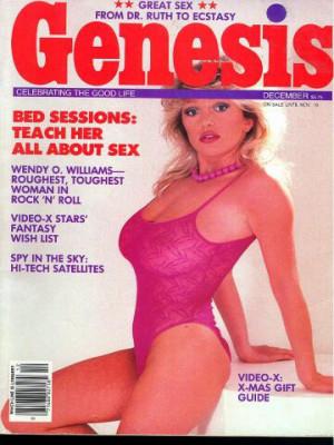 Genesis - December 1986
