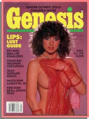 Genesis - January 1988