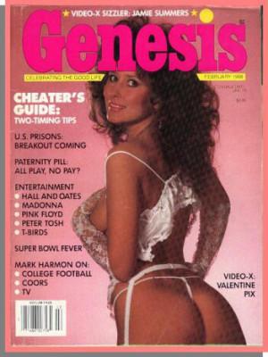 Genesis - February 1988