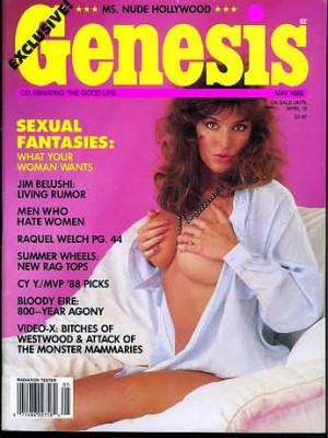 Genesis - May 1988