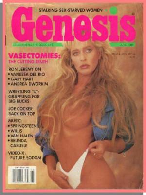 Genesis - June 1988
