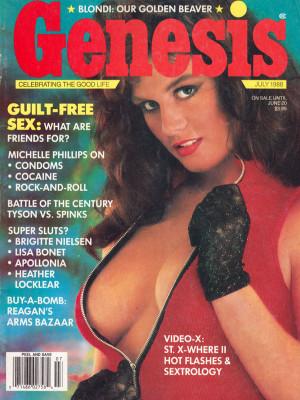 Genesis - July 1988