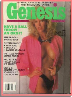 Genesis - September 1988
