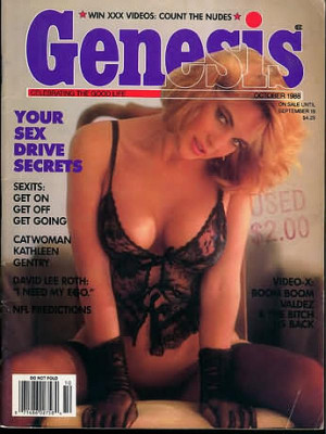 Genesis - October 1988