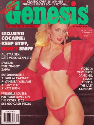 Genesis - December 1988