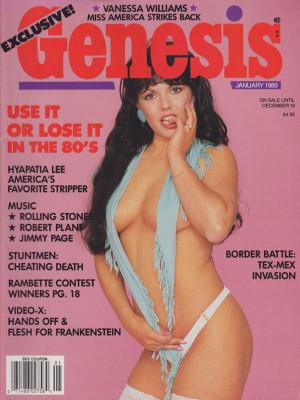 Genesis - January 1989