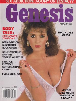 Genesis - February 1989
