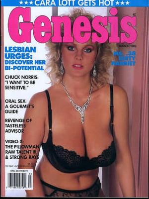 Genesis - March 1989