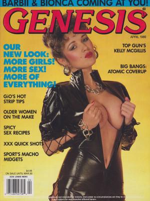 Genesis - April 1989