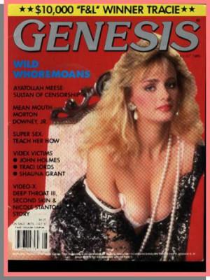 Genesis - August 1989