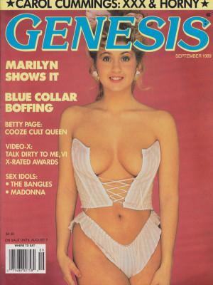 Genesis - September 1989