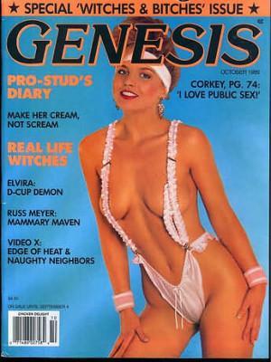 Genesis - October 1989