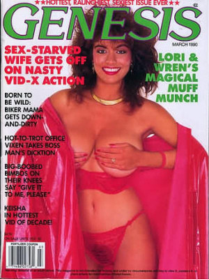 Genesis - March 1990
