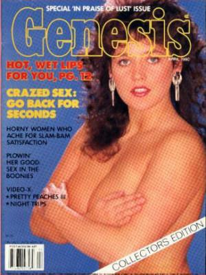 Genesis - April 1990