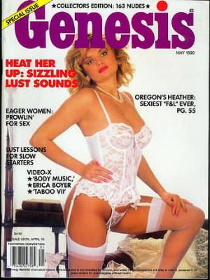 Genesis - May 1990
