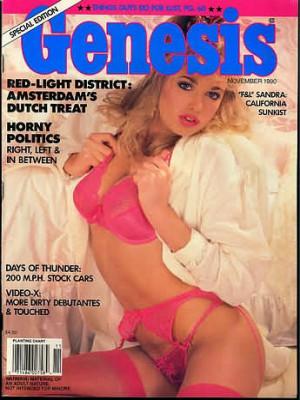 Genesis - November 1990