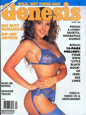 Genesis - April 1991