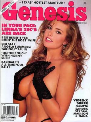 Genesis - October 1991
