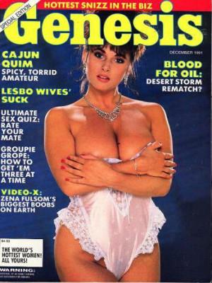 Genesis - December 1991