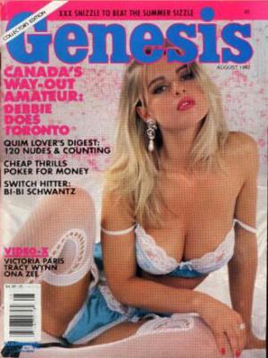 Genesis - August 1992