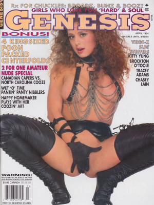 Genesis - April 1994