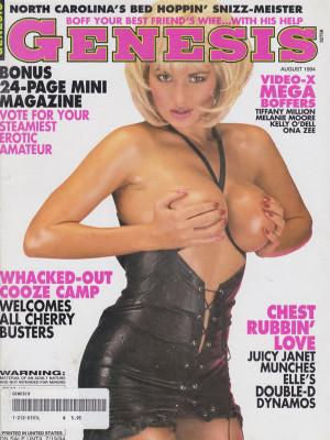 Genesis - August 1994