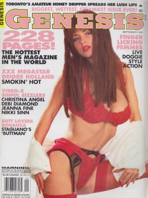 Genesis - September 1994