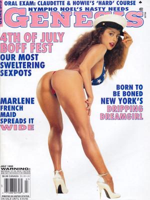 Genesis - July 1995