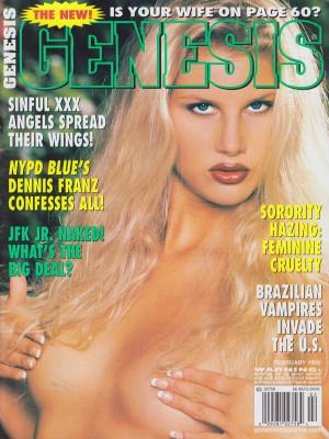 Genesis - February 1998