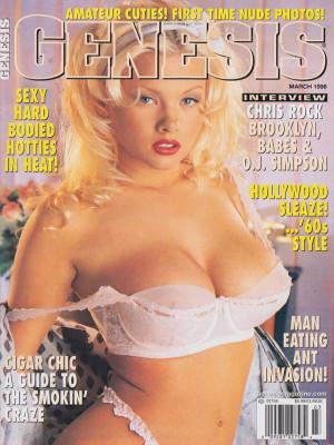 Genesis - March 1998